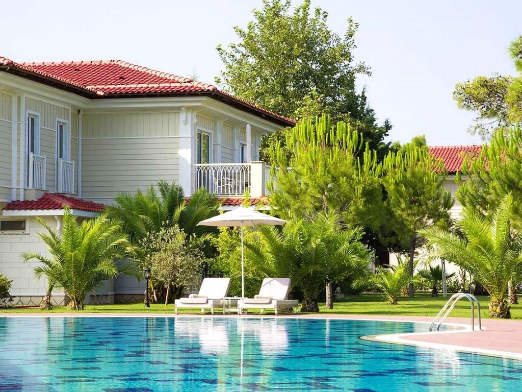 Gural Premier Tekirova vienas geriausių viešbučių Turkijoje