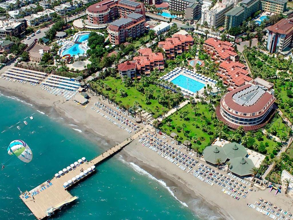 Saphir viešbutis Turkijoje