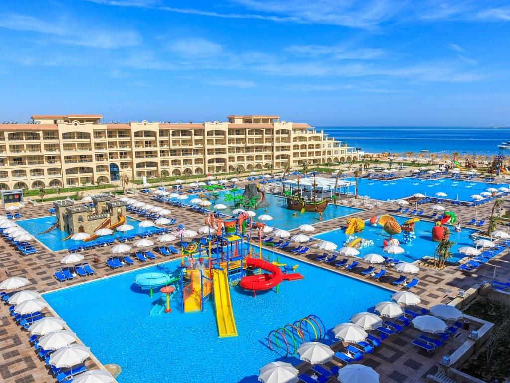 Albatros White Beach vienas geriausių viešbučių Egipte