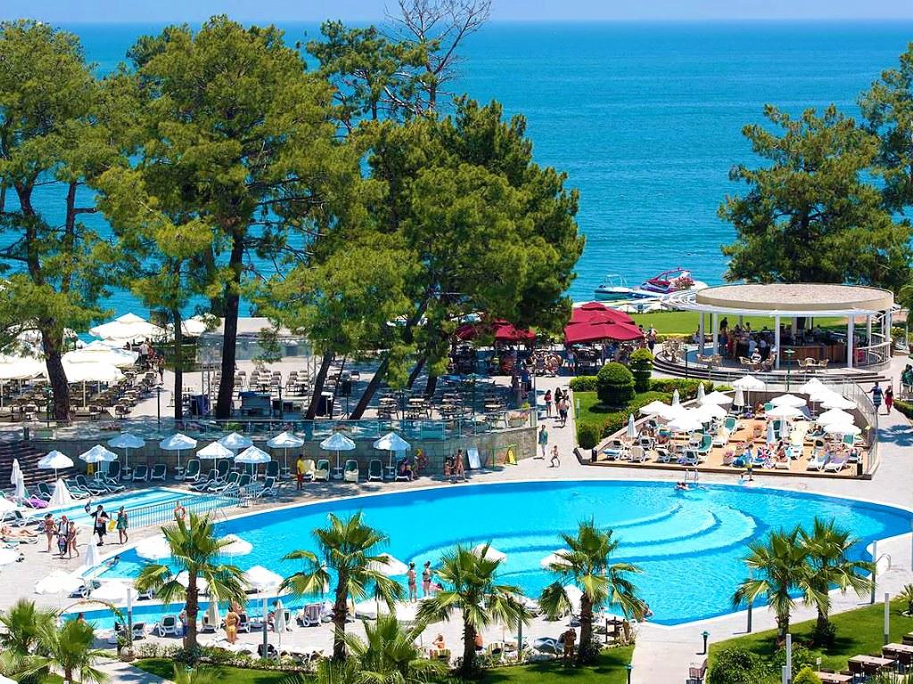 Barut Kemer vienas geriausių viešbučių Turkijoje