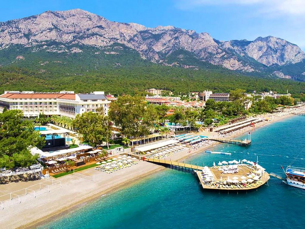Double Tree by Hilton Antalya Kemer geras viešbutis Turkijoje