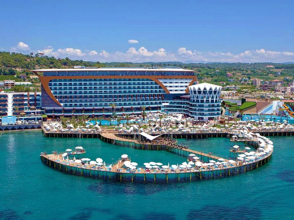 Granada Luxury Okurcalar viešbutis Turkijoje