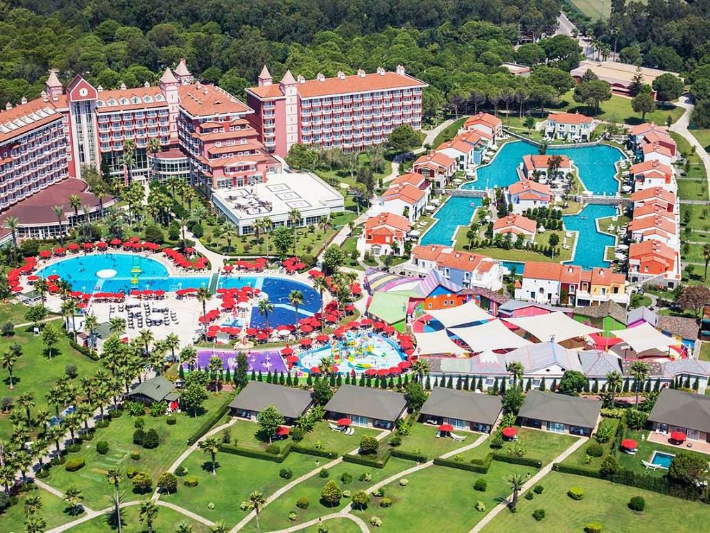 IC Hotels Santai Family vienas geriausių viešbučių Turkijoje