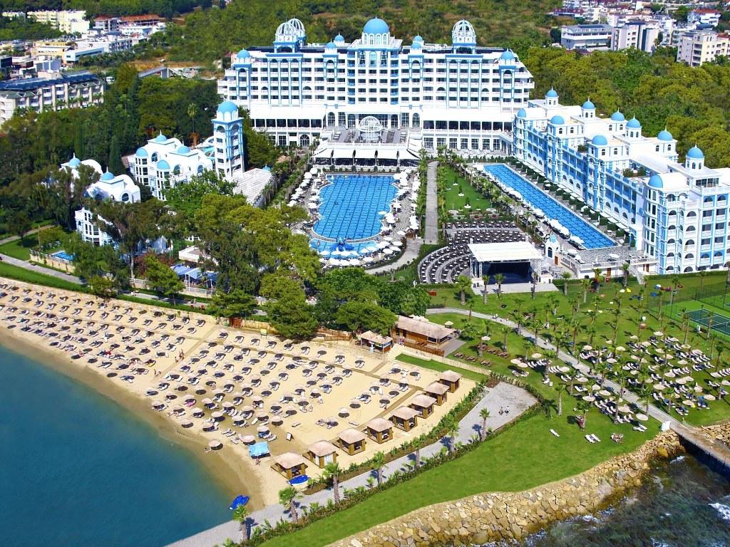 Rubi Platinum Spa Resort viešbutis Turkijoje