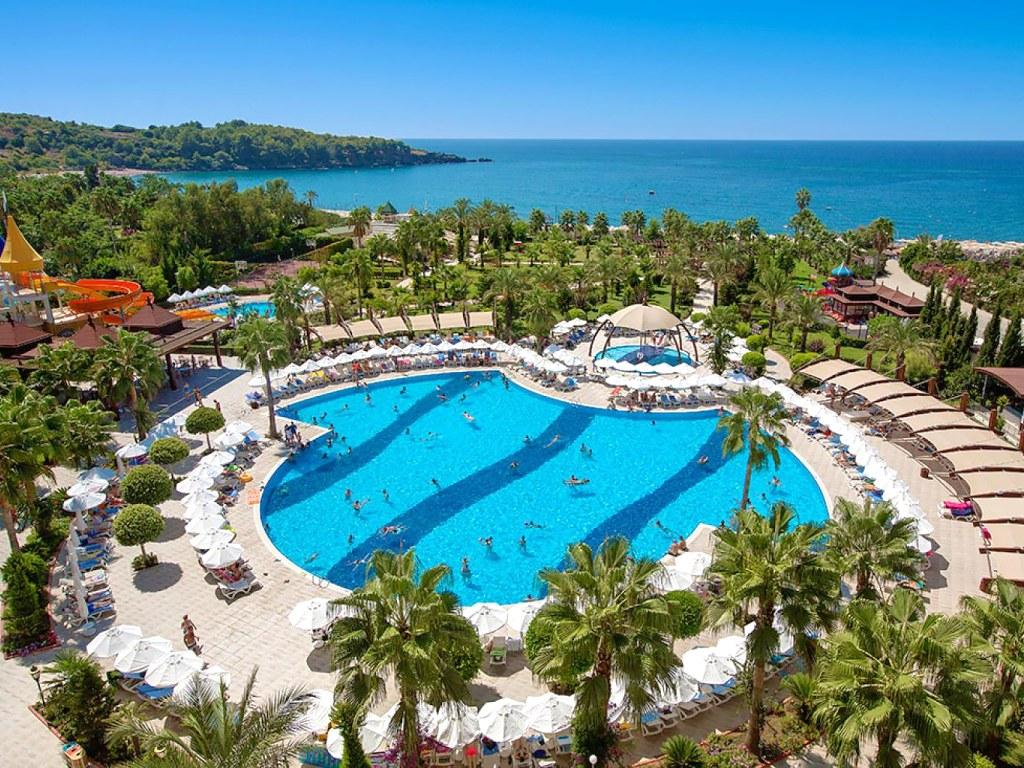 Saphir Resort & Spa viešbutis Turkijoje