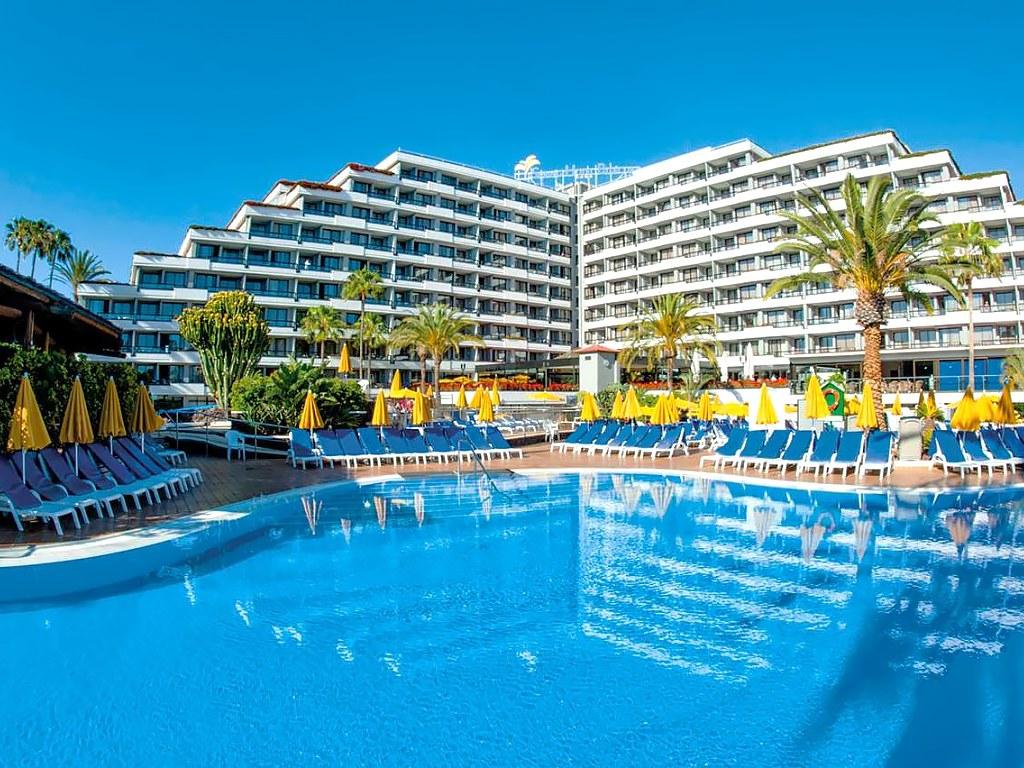 Bitacora viešbutis Tenerifėje