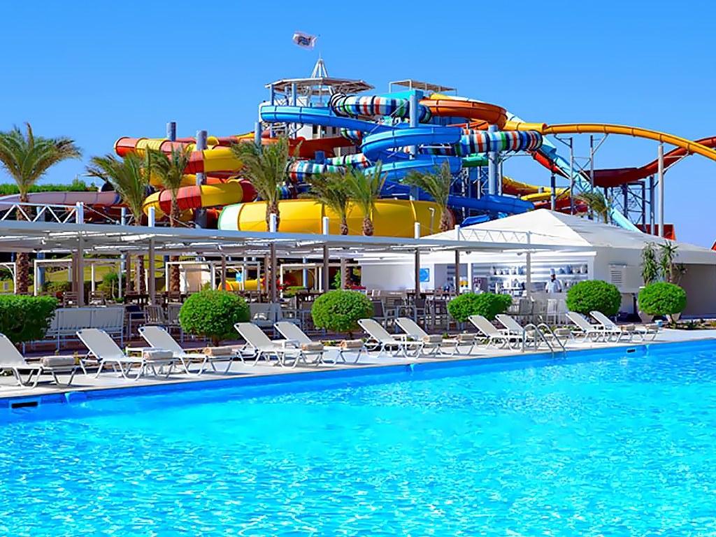 Jaz Aquaviva viešbutis Egipte