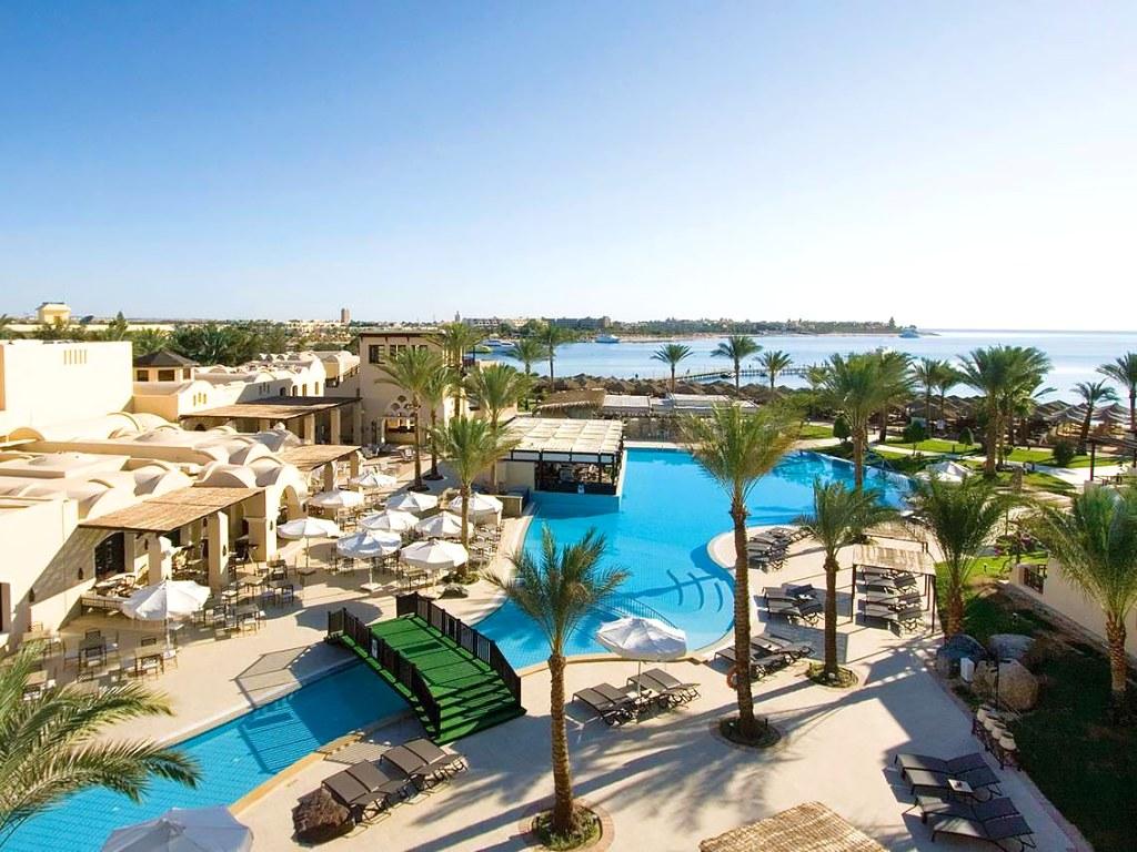 Jaz Makadina puikus viešbutis Egipte