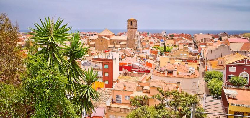 Malgrat de Mar kurortas Ispanijoje