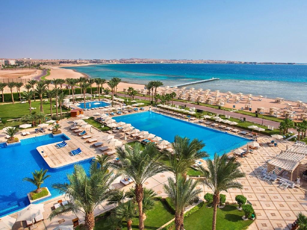 Premier Le Reve Hotel & Spa vienas geriausių viešbučių Egipte