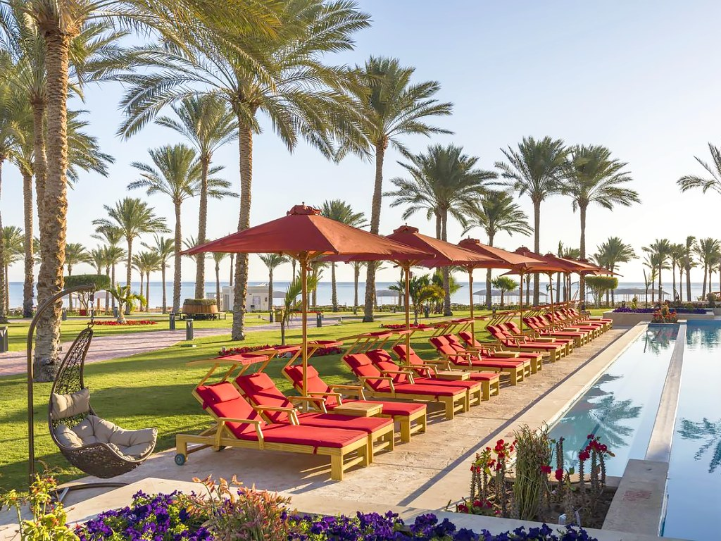 Rixos Seagate Sharm viešbutis Egipte