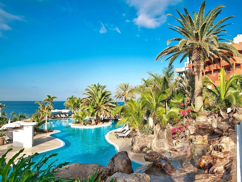Roca Nivaria GH viešbutis Tenerifėje