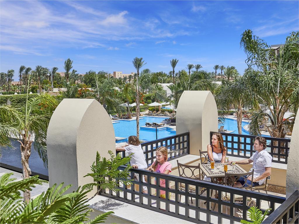 Steigenberger Aqua Magic vienas geriausių viešbučių šeimoms Egipte