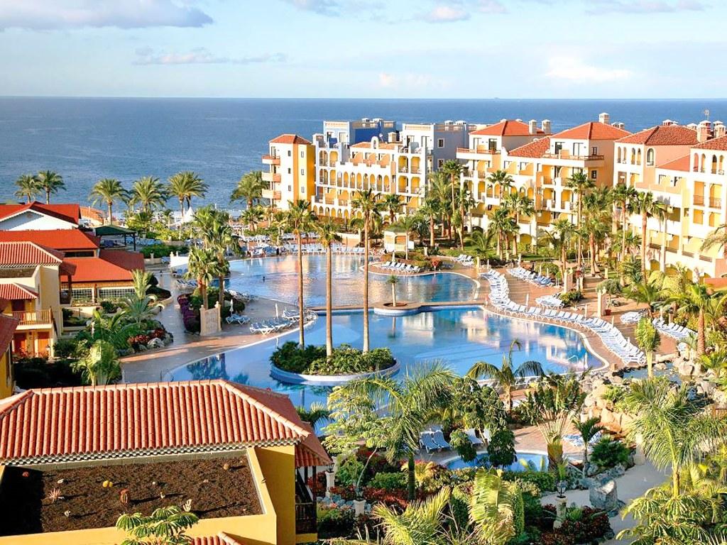 Sunlight Bahia Principe viešbutis Tenerifėje