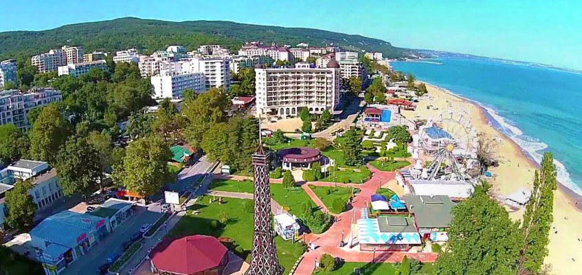 Varnos miestas Bulgarijoje